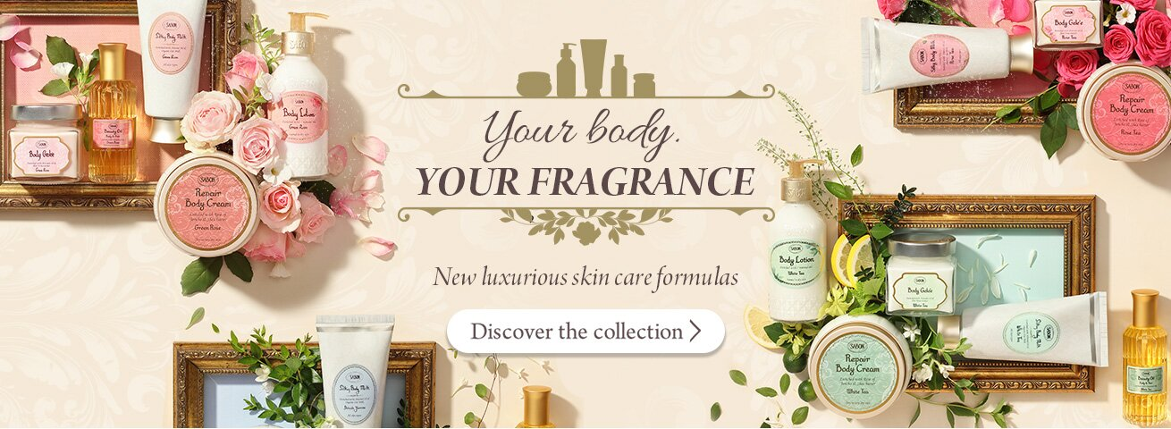 Your Body, Your Fragrance: