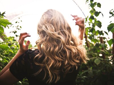 Beach Waves - how to get natural, well-defined curls