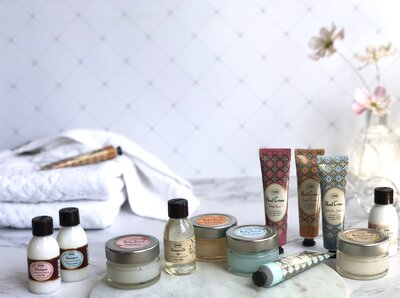 Essential beauty for holiday - miniproducts must have
