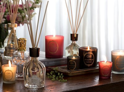 Bring the autumnal colours in your home
