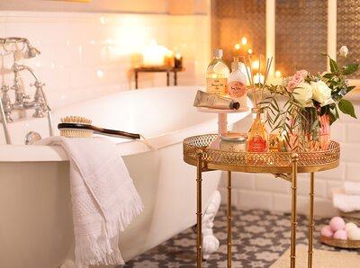Get the best of your warm baths