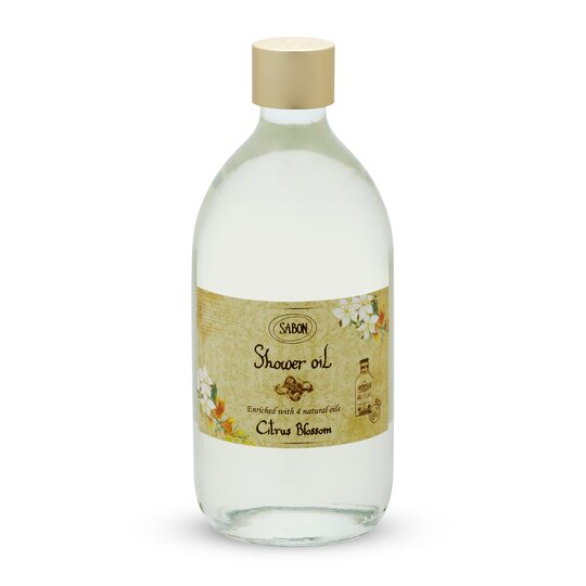Shower Oil Citrus Blossom