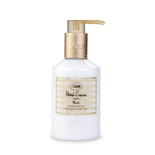 Hand Cream - Bottle Musk