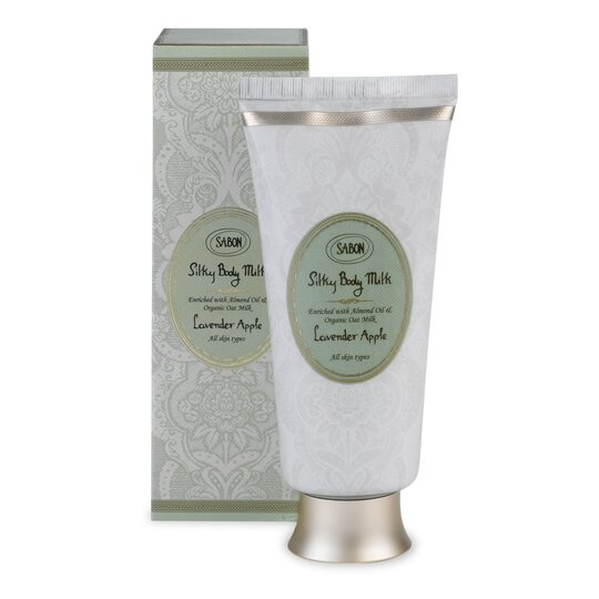 Silky Body Milk - Tube Lavender - Apple