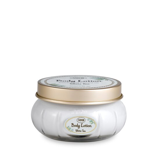 Body Lotion - Jar White Tea