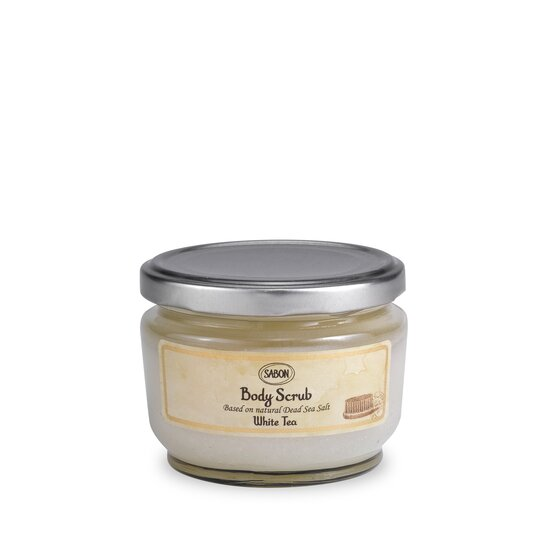 Small Body Scrub White Tea