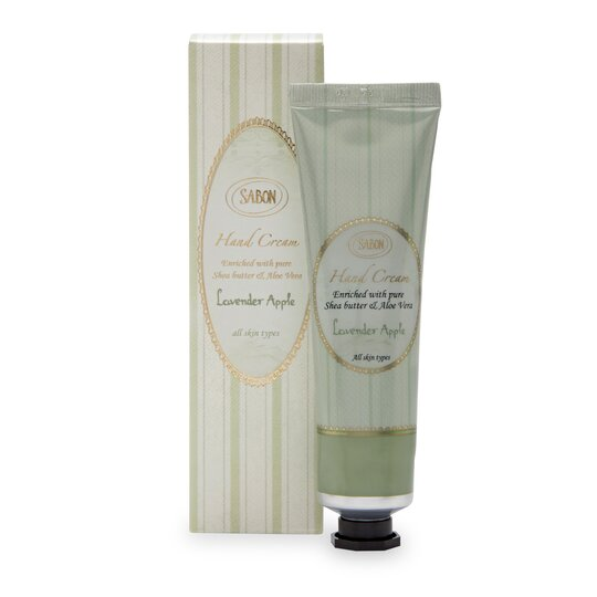 Hand Cream - Tube Lavender - Apple