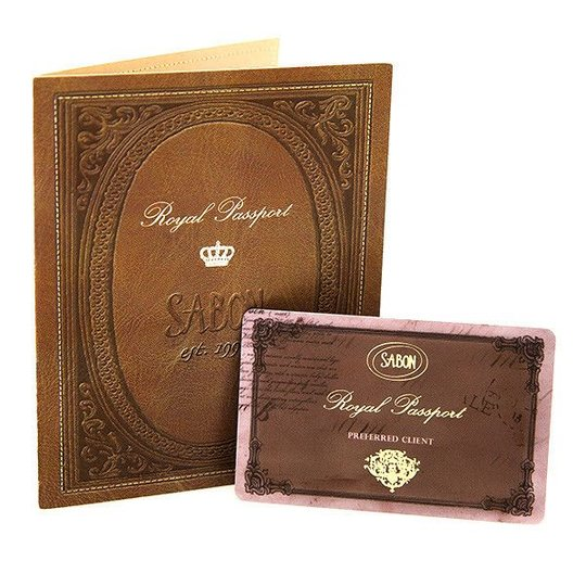 Preferred Client Card Royal Passport