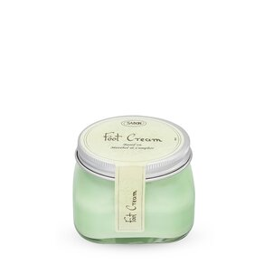 Foot Cream Jar - large