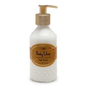 Eau de Toilette Body Lotion - Bottle Ginger-Orange