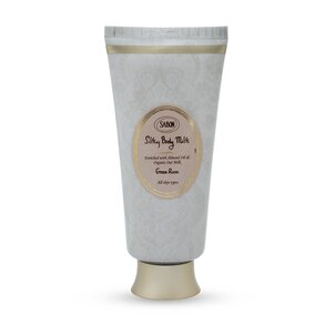 Home Fragrances Silky Body Milk - Tube Green Rose