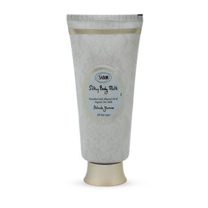 Eau de Toilette Silky Body Milk - Tube Jasmine