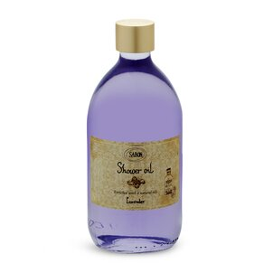 Soaps Shower Oil Lavender