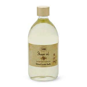 Soaps Shower Oil Patchouli - Lavender - Vanilla