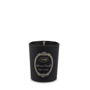Small scented candle Magical amber