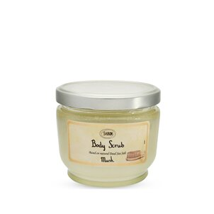 Body Creams Large Body Scrub Musk