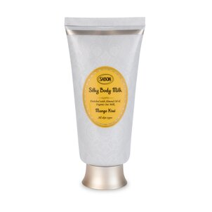 Body Scrubs Silky Body Milk - Tube Mango Kiwi