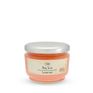 Body Lotions Small Body Scrub Lavender - Apples
