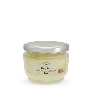 Bath Salt Small Body Scrub Musk