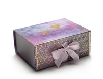 Gift Boxes Magnetic Box Floral Galaxy - M