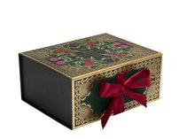 Gift Boxes Magnetic Holiday Splendours - S