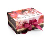 Spring Gifts Magnetic Box Rose Splash - S