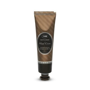 Travel size cosmetics Hand Cream - Tube Gentleman