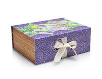 Gifts for Women Magnetic Box Limy Lavender - M