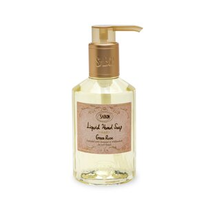 Bath Salt Hand Soap Green Rose