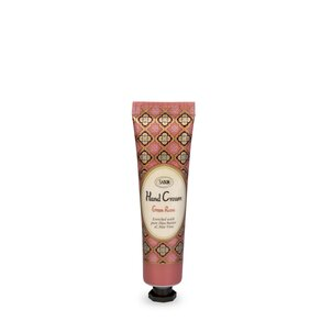 Travel size cosmetics Mini Hand Cream Green Rose