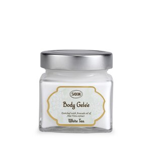 Body Scrubs and Treatments Refreshing Cooling Gel White Tea
