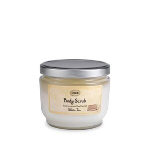 Body Creams Large Body Scrub White Tea