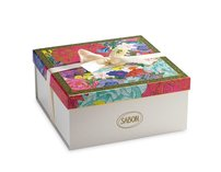 Gift Boxes Logo Box Floral Bloom - L