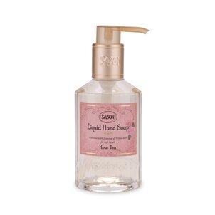Shower Gel Hand Soap Rose Tea