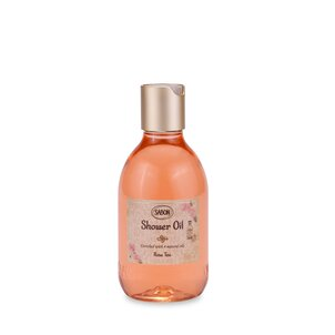 Shower Oil PET Rose Tea