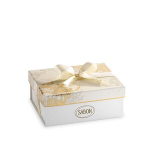 Gift Boxes Logo Box Beige - S