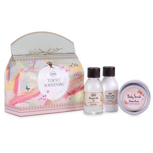 Gift Set Summer Ritual Green Rose