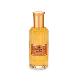 Body Scrubs Beauty Oil Ginger - Orange