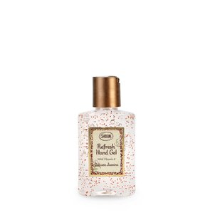 Travel size cosmetics Gel Refresh Jasmine