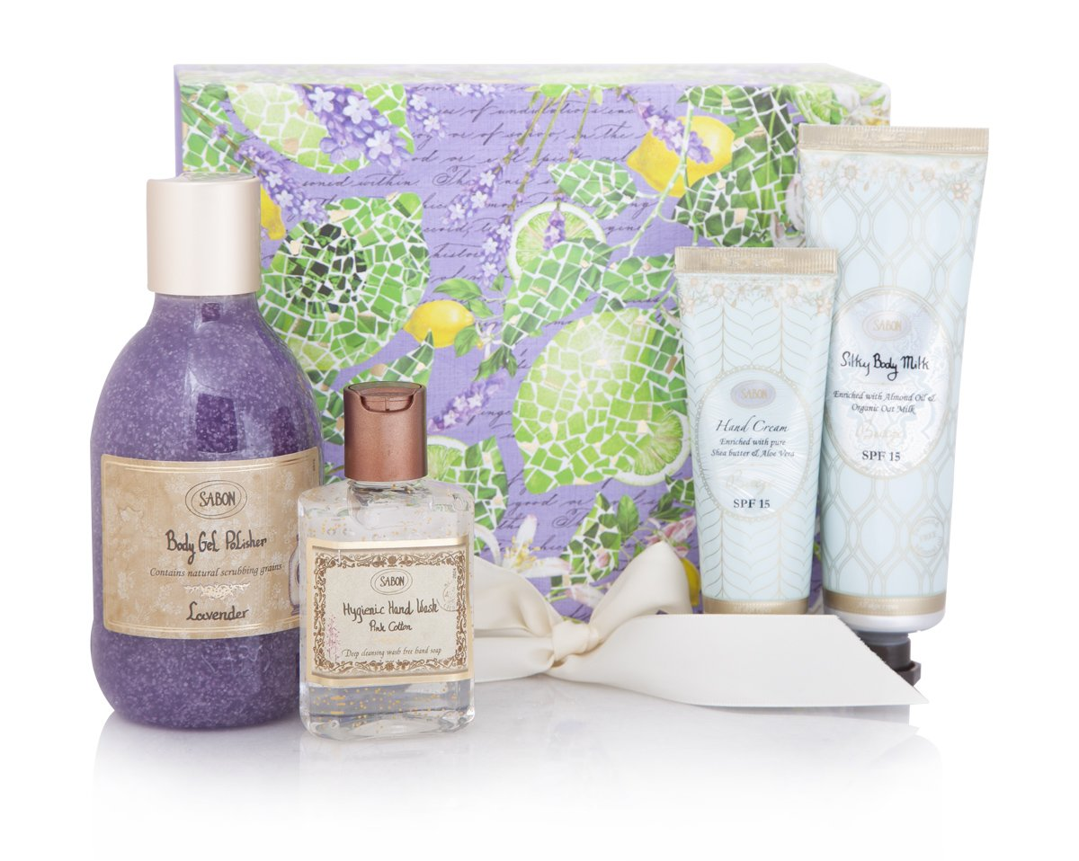 Gift Set Soft Purple