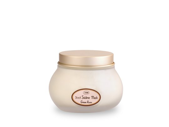 Hair - Sublime Mask 3 in 1 Green Rose