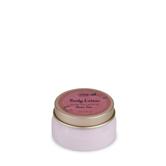 Body Lotion PET Rose Tea