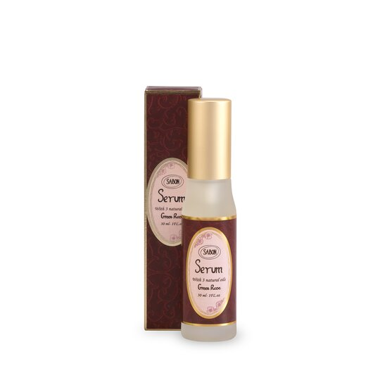 Hair Serum Green Rose