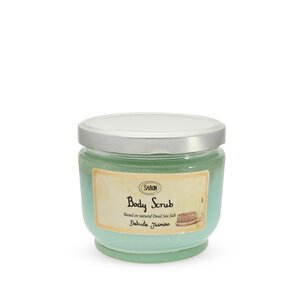 Shower Oil Body Scrub Jasmine
