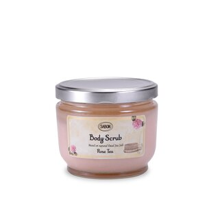 Eau de Toilette Body Scrub Rose Tea