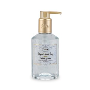 Travel size cosmetics Liquid Hand Soap Delicate Jasmine
