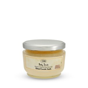 Body Lotions Body Scrub Patchouli Lavender Vanilla