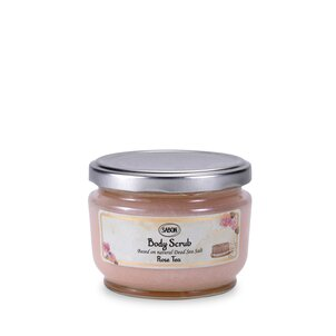 Bodylotions Body Scrub - Rose Tea