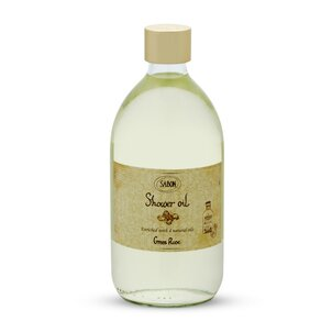 Soaps Shower Oil Green Rose
