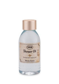 Travel size cosmetics Mini Shower Oil PET Jasmine